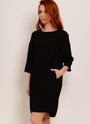 One O Eıght Elbise Siyah